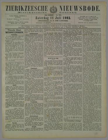 Zierikzeesche Nieuwsbode 1903-07-11