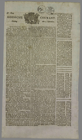 Goessche Courant 1824-09-03