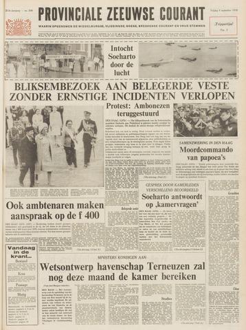 Provinciale Zeeuwse Courant 1970-09-04