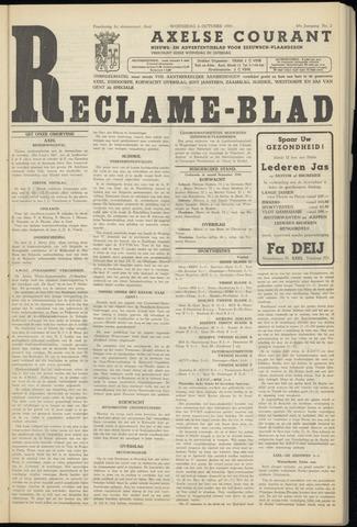 Axelsche Courant 1954-10-06