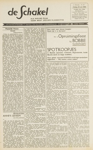De Schakel 1962-07-20