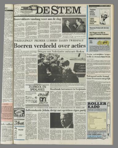 de Stem 1990-03-06