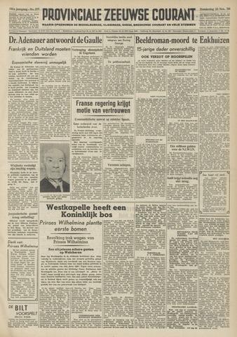 Provinciale Zeeuwse Courant 1948-11-25