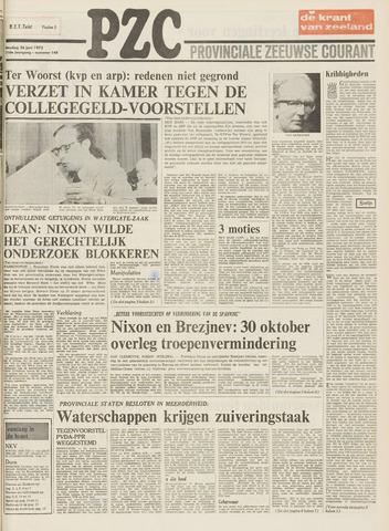 Provinciale Zeeuwse Courant 1973-06-26