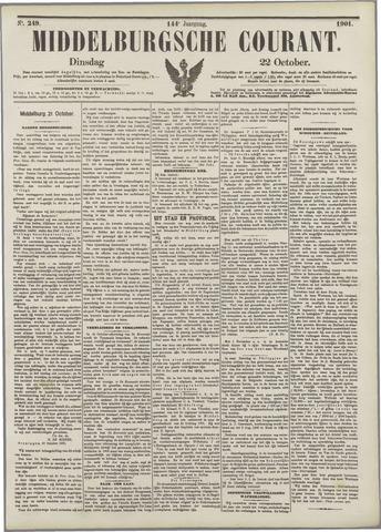 Middelburgsche Courant 1901-10-22
