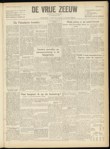 de Vrije Zeeuw 1956-04-11
