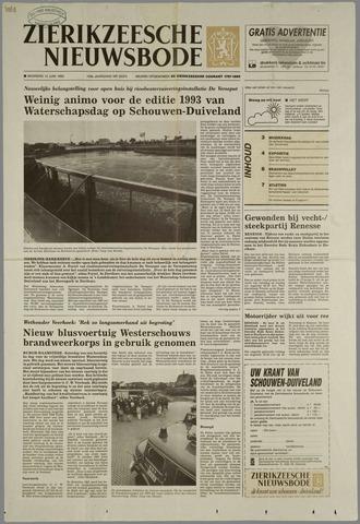 Zierikzeesche Nieuwsbode 1993-06-14