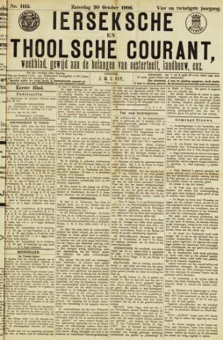 Ierseksche en Thoolsche Courant 1906-10-20
