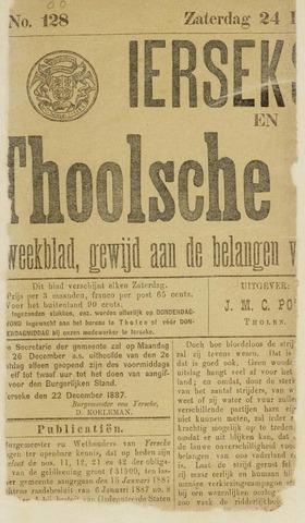 Ierseksche en Thoolsche Courant 1887-12-24