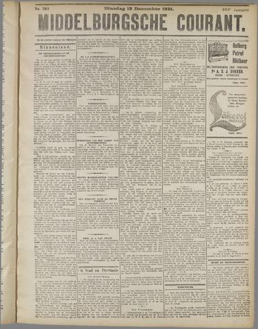 Middelburgsche Courant 1921-12-13