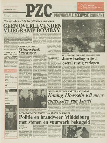 Provinciale Zeeuwse Courant 1978