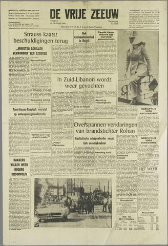 de Vrije Zeeuw 1969-10-31