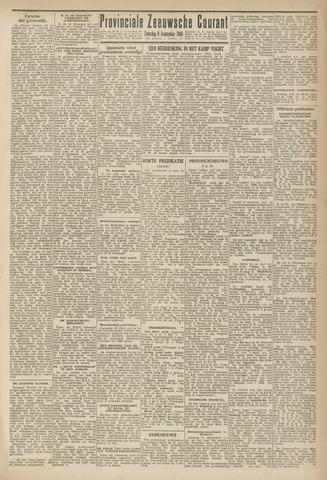 Provinciale Zeeuwse Courant 1945-09-08