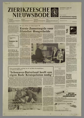 Zierikzeesche Nieuwsbode 1990-04-05
