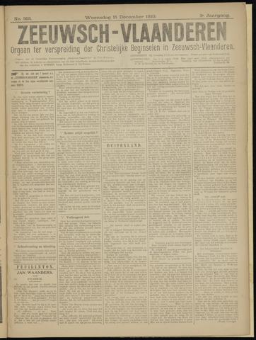Luctor et Emergo. Antirevolutionair nieuws- en advertentieblad voor Zeeland / Zeeuwsch-Vlaanderen. Orgaan ter verspreiding van de christelijke beginselen in Zeeuwsch-Vlaanderen 1920-12-15