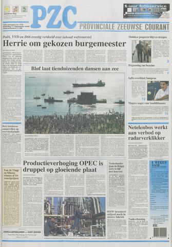 Provinciale Zeeuwse Courant 2000-09-11