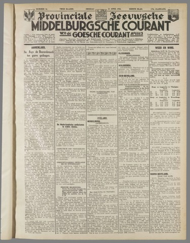 Middelburgsche Courant 1936-04-21