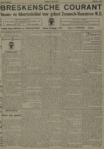 Breskensche Courant 1937-04-02