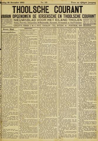 Ierseksche en Thoolsche Courant 1935-12-31