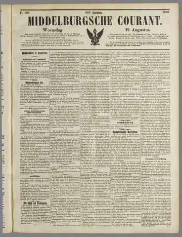 Middelburgsche Courant 1908-08-12