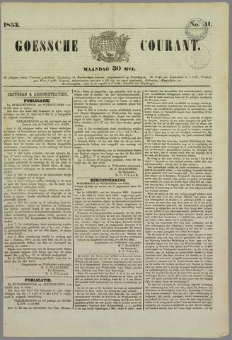 Goessche Courant 1853-05-30