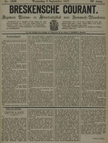 Breskensche Courant 1911-09-06