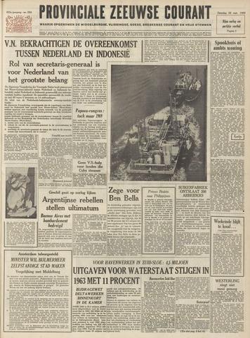 Provinciale Zeeuwse Courant 1962-09-22