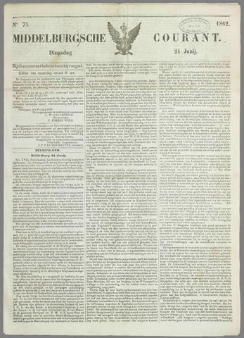 Middelburgsche Courant 1862-06-24