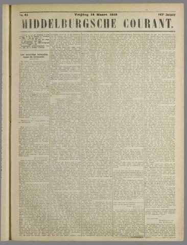 Middelburgsche Courant 1919-03-14