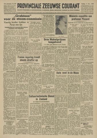 Provinciale Zeeuwse Courant 1948-11-05
