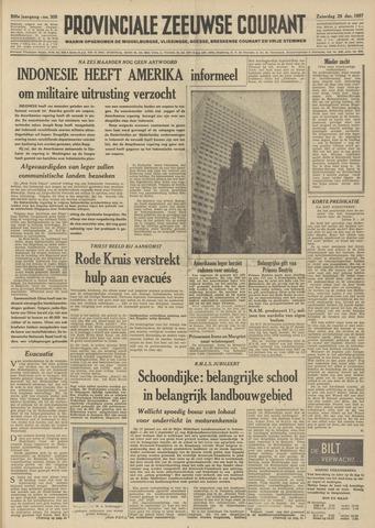 Provinciale Zeeuwse Courant 1957-12-28
