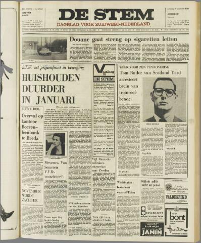 de Stem 1968-11-09