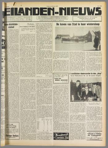 Eilanden-nieuws. Christelijk streekblad op gereformeerde grondslag 1967-02-24