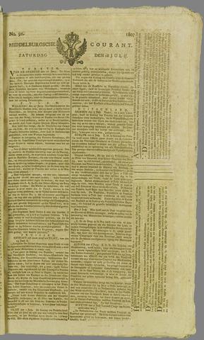 Middelburgsche Courant 1807-07-18