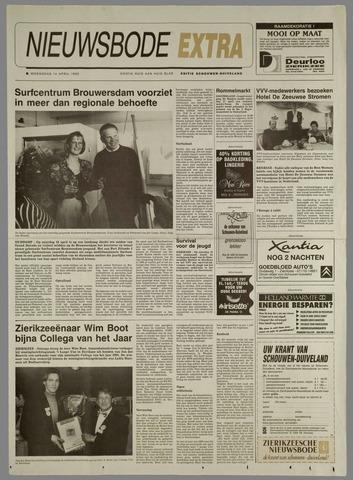 Zierikzeesche Nieuwsbode 1993-04-14