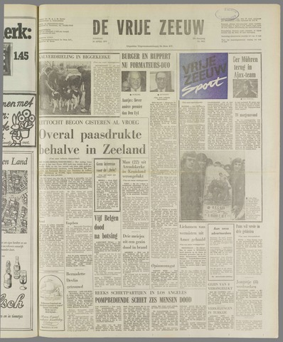 de Vrije Zeeuw 1973-04-24