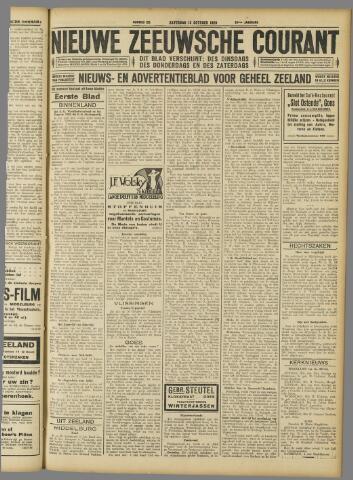 Nieuwe Zeeuwsche Courant 1928-10-13