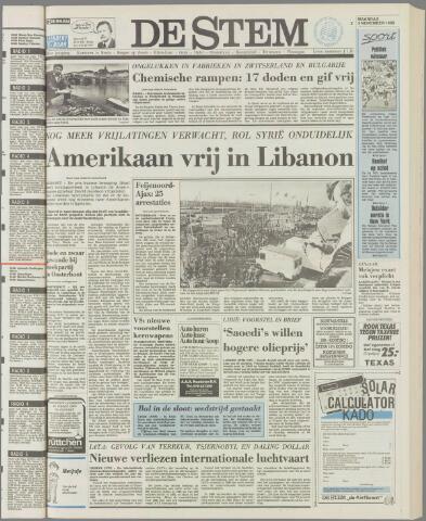 de Stem 1986-11-03