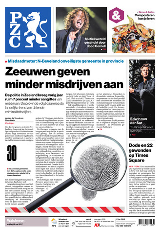 Provinciale Zeeuwse Courant 2017-05-19