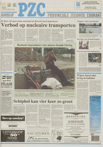 Provinciale Zeeuwse Courant 1998-06-20