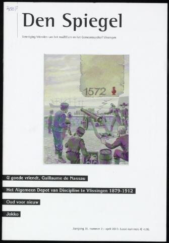Den Spiegel 2013-04-01
