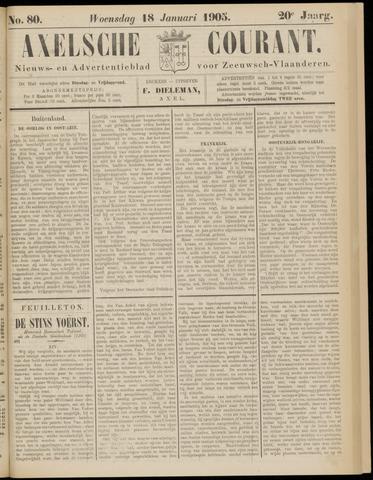 Axelsche Courant 1905-01-18