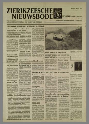 Zierikzeesche Nieuwsbode 1965-05-31