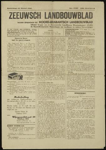 Zeeuwsch landbouwblad ... ZLM land- en tuinbouwblad 1941-03-22