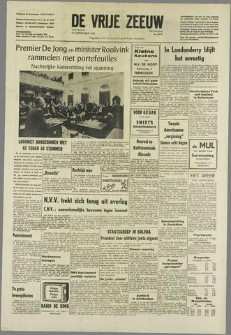 de Vrije Zeeuw 1969-09-27
