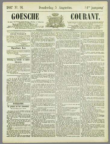 Goessche Courant 1897-08-05