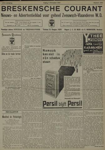 Breskensche Courant 1935-11-08