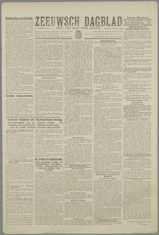Zeeuwsch Dagblad 1945-04-19