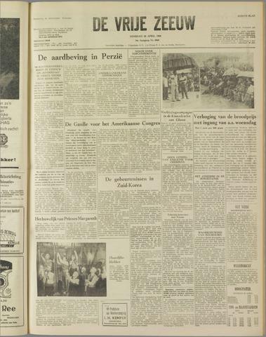 de Vrije Zeeuw 1960-04-26