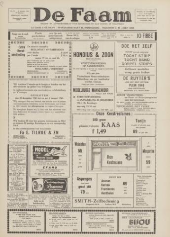 de Faam en de Faam/de Vlissinger 1963-12-20